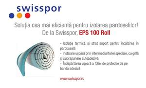 swissporEPS 100 Roll